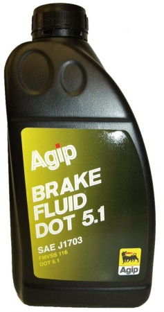 Agip Eni BRAKE FLUID DOT 5.1 - 1L