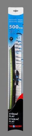 Stěrač Sheron flat 500 mm - 1 ks
