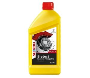 Sheron DOT 5.1 brzdová kapalina - 500 ml