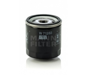 Olejový filtr MANN W712/83 - 1 ks