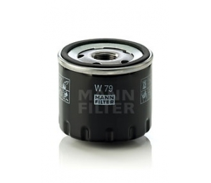 Olejový filtr MANN W79 - 1 ks